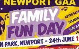 Newport GAA host Family Fun Day this Sunday