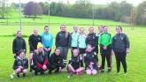 Roscrea Ravens u14 and u16 girls return to the pitch