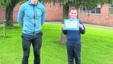 Cashel pupil reads a million words on new program