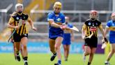 Action from the National Camogie League semi-final in Kilkenny