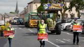 Tipperary farmers responded in big numbers to IFA Day of Action