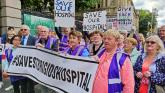 Tipperary TD calls on Government ministers to meet Carrick-on-Suir hospital protesters