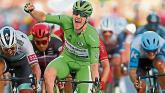Tipperary council to accord Tour de France Green Jersey winner Sam Bennett a civic reception next week