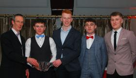 PHOTO GALLERY:  Winners from Roscrea Sports Awards