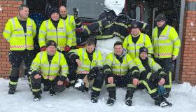 WATCH: Tipperary firefighters make emergency delivery on Segway