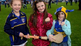 Homecoming in pictures: Tipp boys bring Liam home