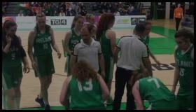 WATCH: Tipperary's Grainne Dwyer stars in new spine tingling basketball promo ahead of FIBA Women's European Championship for Small Countries