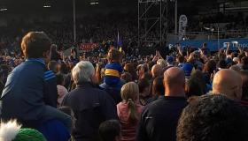 All Ireland homecoming: This is the moment Tipperary went wild