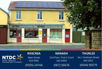 North Tipperary Development Company Supporting Mental Health & Wellbeing