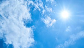 'Lots of sunshine and up to 27C,' forecast for today expects temperatures to soar