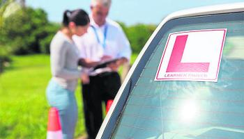 False dawn on driver theory tests says Lowry