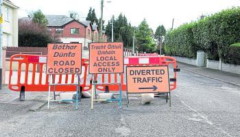Road works for Marlfield area in Clonmel