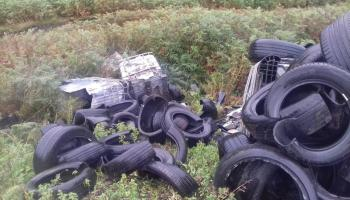 """Tipperary village outraged by """"toxic"""" illegal dumping"""