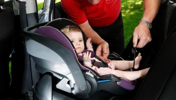 Free RSA child car seat checking service is coming to Tipperary