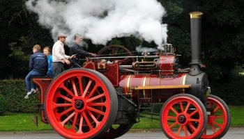 Tipperary tractor run fundraiser on Sunday - Tractors, Vintage Cars, Motor Bikes and Honda 50's
