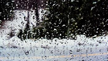 Status yellow rain and thunderstorm warning issued by Met Éireann