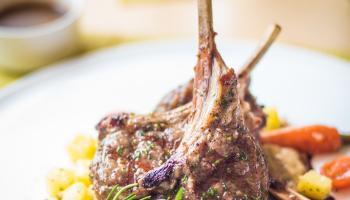 Gingergirl: Break that dinnertime rut with Greek style lamb