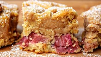 Gingergirl: Put a spring in your step with a Spice Rhubarb Cake