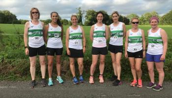 Marie is Clonmel's Silver Lady in Tipperary Road Race Championship
