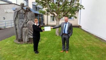 Nenagh student Oliwia highly commended in human rights essay competition