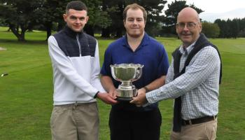 Galvin and Kelly triumph in thrilling Paddy Murray Cup final at Clonmel Golf Club