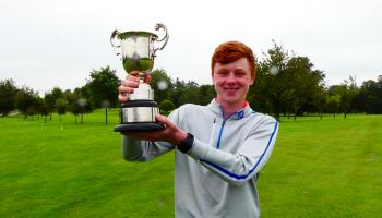 Young Tipperary golf is crowned Boys U16 Irish champion