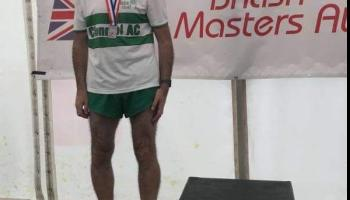 Tipperary athlete wins silver medal at British Masters in fantastic performance
