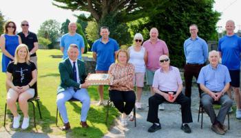 Larkspur Park Tennis Club celebrates 10th Annual Open Week