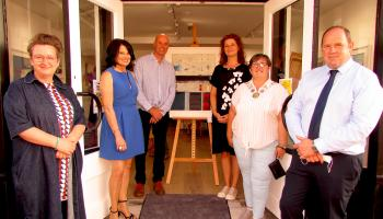 Tipperary art lovers should get along to see the new 'Evergreen' exhibition at Cahir Arts