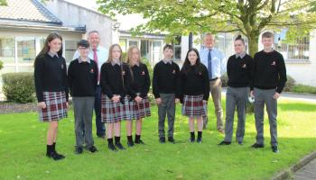 Coláiste Phobal Roscrea welcomes back to all our staff and students for the new academic year