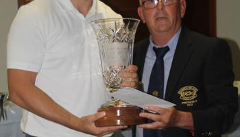Golf in Tipperary: Aaron wins exciting Carrick-on-Suir's President's Prize on countback