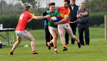 Loughmore overcome battling Killenaule in County Tipperary SFC