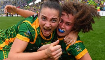 Tipperary connection with Meath's historic Ladies Footballers All-Ireland success