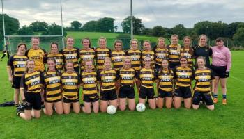 Bumper 36 teams in this year's Tipperary Ladies Football Championships