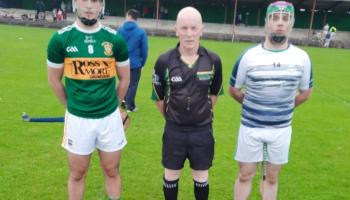 Golden book ticket to final after sinking Clonoulty