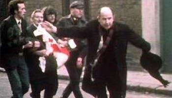 A review into Bloody Sunday in Belfast in 1972 gets underway