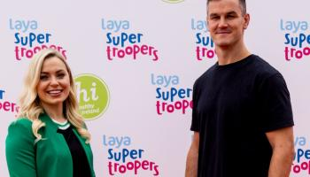 Laya Super Troopers TV