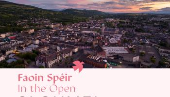 In the Open | Faoin Spéir music and arts programme for Clonmel