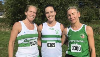 Clonmel AC's Moya Whelan wins Tipperary Women's Intermediate Cross Country title