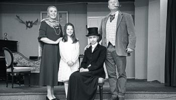 Treat  in store - Brian Clancy's new play can be seen in Tipperary and  Kilkenny this week