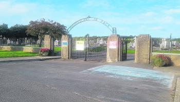 Drug dealing, violence, and desecration in Cormac's Cemetery in Cashel