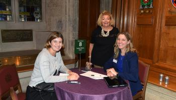 Cashel Palace Hotel attend 'Flavours of Ireland' event in London