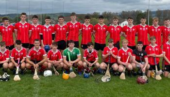Clonmel High School hurlers pull clear of Dungarvan CBS with late goal