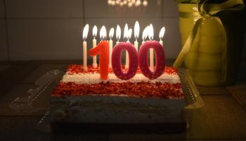 Tipperary lady celebrates her 100th Birthday this week - so 'Happy 100' Peg!