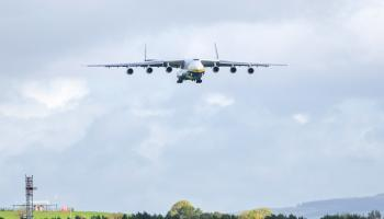 Tipperary shoppers can rest easy as world's largest plane delivers goods to Shannon