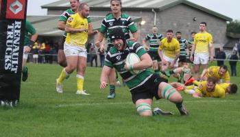 Rugby in Tipperary: Clonmel battle hard to earn AIL draw in Limerick against Bruff