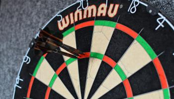 One Hundred and Eighty!  Memorial Darts Tournament in Tipperary for charity