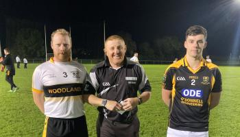 Knockavilla footballers advance to west Tipperary football final with win over Emly