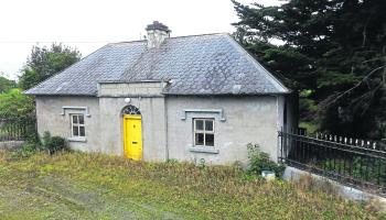 Moneygall cottage for sale in Youbid.ie, near Roscrea