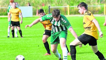 Tipperary Soccer: Saints take a Sunday stroll in the Park and score eight!